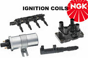 New Ngk Ignition Coil For Vauxhall Opel Vectra 2.2 Berlina 2002-04