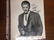 Western Movie/ Tv Photos Autographed By Kirk Douglas Gunfight At Ok Corral.