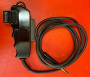 M-52a/u Carbon Microphone For Ww-2 And Later Military Radios Unused