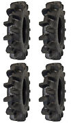 Four 4 Interco Interforce Ii Atv Tires Set 2 Front 30x9-14 And 2 Rear 30x9-14 R2