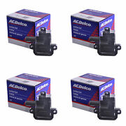 Set Of 4 Acdelco Ignition Coil Bs-c1144 For Cadillac Chevrolet Pontiac Gmc 97-05