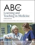 Abc Of Learning And Teaching In Medicine By Peter Cantillon English Paperback