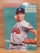 The Sporting News 1996 Edition Official Baseball Register Baseball Bios From A-z