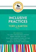 The Best Of Corwin Inclusive Practices By Toby J. Karten English Paperback Bo
