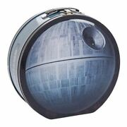 Star Wars The Death Star Shaped Large Tin Tote New Unused