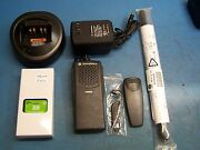 Motorola Pr860 Vhf Lowband 29-42mhz 16 Channel Excellent Condition Tested