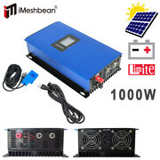 New 1000w Solar Turbine On Grid Tie Inverter With Power Limiter Pv System