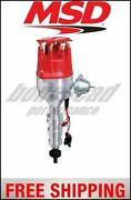 Msd Ignition Distributor, Ford Fe, Ready-to-run