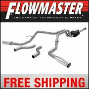 Flowmaster 2010-2016 Toyota Tundra American Thunder Cat Back Exhaust System