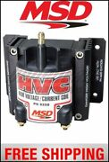 Msd Ignition Coil, Msd 6 Hvc, Must Be Used With The 6 Hvc Professional Ignition