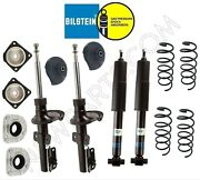 For Volvo S60 Fwd 01-09 Front Struts And Rear Shocks Coil Springs Seats Mounts Kit