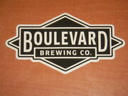 """Boulevard Brewing Co. Sticker 5 ¾"""" Decal Craft Beer Brewery"""