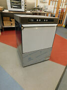 Hobart Ecomax G504s Commercial Glasswasher 20 Pint Capacity With Water Softener