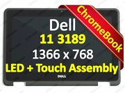 New 11.6 Dell Chromebook 11 3189 Model P26t P26t001 Touch Glass Lcd Led Screen