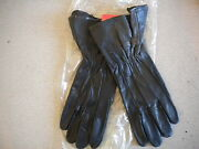 Vintage Weber Gloves Size Small Genuine Leather For Work And Motorcycle Riding