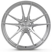 20 Rohana Rf2 Brushed Titanium Concave Wheels For Ford