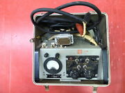 Ts-1314/u Portable Test Set For An/apx-44 Military Aircraft Iff Transponder