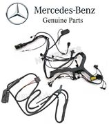 For Mercedes W202 C220 1994-1995 Engine And Transmission Wiring Harness Genuine