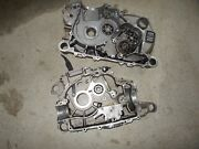 2005 Can Am Bombardier Traxter 650 Left Right Side Motor Engine Cases