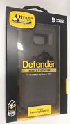 Oem Otterbox Defender Rugged Case Combo For Samsung Galaxy S7 G930v G930a Black