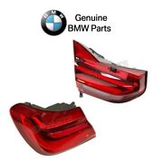 For Bmw G12 7 Series Pair Set Of Left Inner And Outer Taillight Assemblies Genuine