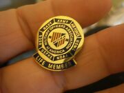 Military Officers Assoc Of America Uscg Navy Army Airforce Usmc Life Member Pin