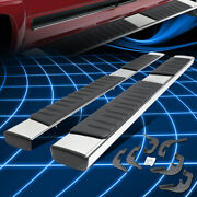 For 07-19 Silverado Sierra Extended Cab 6 Ss Side Nerf Step Bar Running Boards