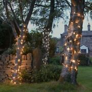 Connectpro Connectable Twinkle Led Outdoor Fairy String Lights   Christmas Home