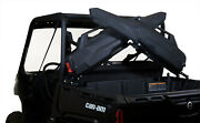 Can-am Defender Utv Rtv Side X Side Armory X-rack And 2 Gun Adjustable Cases New