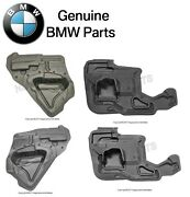 New For Bmw E53 00-06 X5 Set Of 2 Front And 2 Rear Door Panel Insulation Genuine