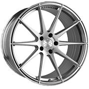 20 Vertini Rf1.3 Polished Brushed Face Concave Wheels For Honda