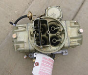 1968-69 Chevy Chevrolet Camaro Z-28 Holley Carb Dz 4053 Dated 891 Gm 3923289