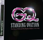 Gq - Standing Ovation Story Of Gq And The Rhythm Makers [new Cd] Uk - Import
