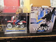 Bobblehead Robin Yount On Motorcycle 2017 Milwaukee Brewers New In Box