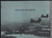192 Brochure Hélicoptère Aircraft Helicopter Boeing Vertol The Ch-46