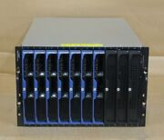 Dell Poweredge 1955 Blade Chassis 7 X Pe1955 - 2 X Quad-core 1.60ghz 4gb Ram
