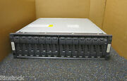 Network Appliance Netapp Ds14 Mk2 Rs - 1401 With 14 X 300gb Hdd 2 X 64362-04b