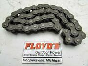 Snapper Lt16001 16hp Lawn Mower Transmission 42 Pitch Chain 7014444yp