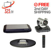 Lifesize Express 220 Complete Hd Video Conference System 1000-0000-1132