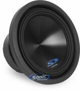 Alpine Sws-10d2 1000w 10 Inch Dual 2-ohm Car Subwoofer | Free Upgrade To Sw10d2