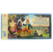 Uncle Wiggily Board Game Winning Moves 2005 Complete Wiggly