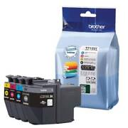4 X Brother Original Oem Inkjet Cartridges Lc3219xl Bcm And Y - Value Pack