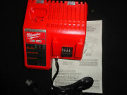 1 Milwaukee 48-59-1812 18v 18 Volt M18 Lithium Ion Charger New