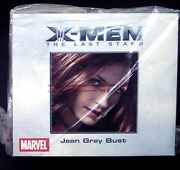 Jean Grey Bust Statue X-men The Last Stand New Gentle Giant Marvel Amricons .