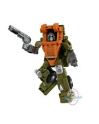 Transformers Mw-03c Hench Comic Color Edition Igear Used