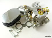Mgb Weber 45 Dcoe 152 Carb/carburettor, Manifold And Linkage Short Rams And Filter