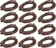 12 Master Electrician 02356-07me 40' 16/3 Sjtw-a Brown Outdoor Extension Cords