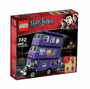 New In Box - Lego Harry Potter The Knight Bus - 4866 - 281 Pieces - Retired