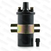 12v Screw Top Ignition Coil Suitable For Points Or Electronic Ignition Systems