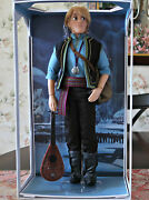Disney Kristoff Limited Edition Of 3500 17 18 Doll New In Box Frozen 238